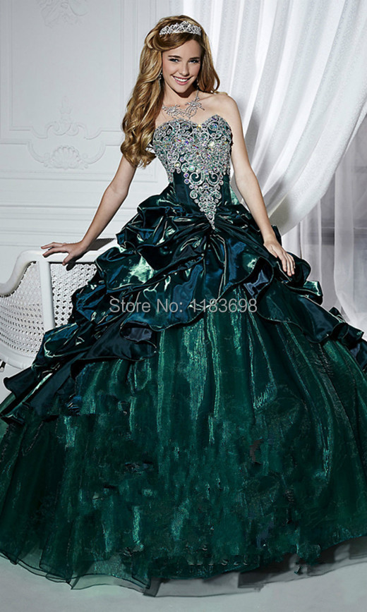 Turquoise quinceanera dresses ball gowns prom dresses