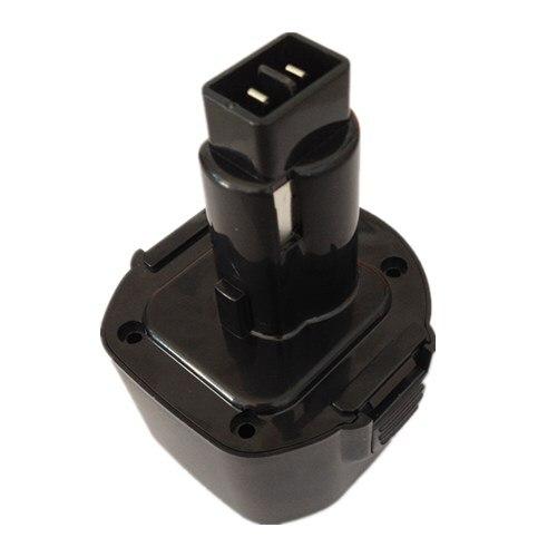 Bater/ía para Black /& Decker modelo//ref NiCd A9251 9,6V