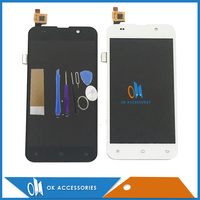 Black Color For Zopo ZP980 LCD Display Touch Screen Digitizer Assembly 1PC Lot With Tools
