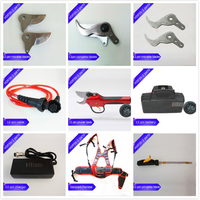HDP36 2 12 Pin 2015 2016 Version Spare Parts Battery Cable Lead Blades Pruner Body And