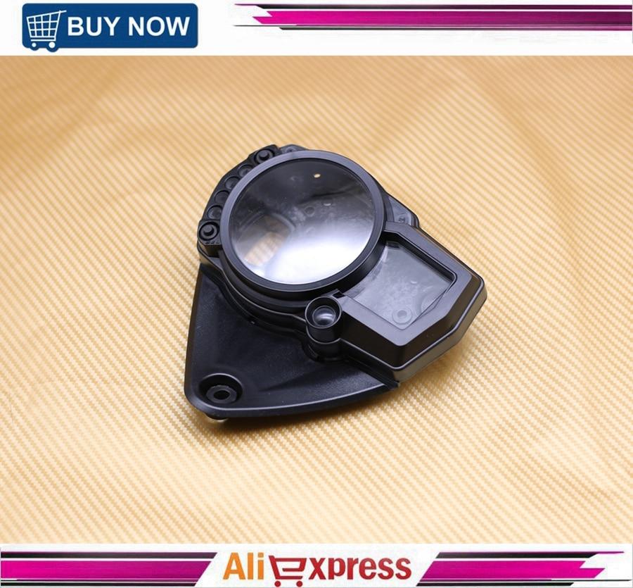 Speedometer Case Odometer Gauge Instrument Cover Tachometer Housing font b Box b font for Suzuki GSXR