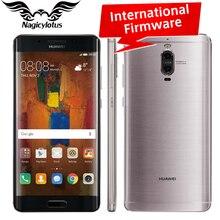 Оригинальный Huawei Коврики 9 Pro 4 г LTE мобильный телефон 4 ГБ Оперативная память 64 ГБ Встроенная память Octa Core 5.5″ двойной сзади камер 20MP + 12MP отпечатков пальцев Смартфон