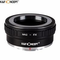 Lens Mount Adapter M42 FX II For M42 Screw Mount Lens To Fujifilm FX Lens X