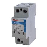 TOWE AP B100 CLASS B Unipolar High Energy Surge Protector Imax 100KA 8 20 Up 2