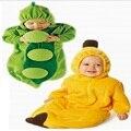Ребенка обертывание конверт Руно Детские Мешок Сна типи Милые Sleepsacks Дети спальный мешок пижамы Детские Кокон Костюм