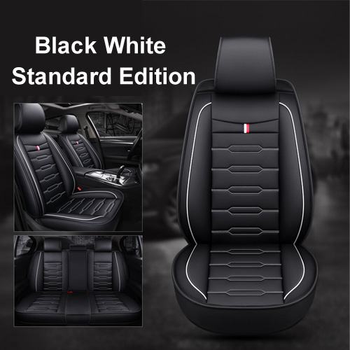 Superb Us 92 87 28 Off 2019 New Cartoon Luxury Leather Car Seat Covers For Volkswagen Vw Passat Polo Golf Tiguan Jetta Touareg Auto Accessorie Styling In Pabps2019 Chair Design Images Pabps2019Com