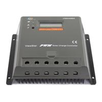 60A Epever ШИМ Контроллер заряда 12 V/24 V/36 V/48 V ViewStar регулятор освещение и таймер контроллера RS485 подключения CE