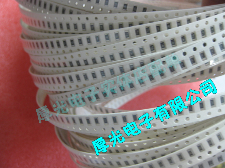 Chip resistors package 3216 1206 non-standard resistance package resistance description of 41 kinds of 100pcs a packet 7