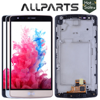 100 Tested 5 0 1280x720 For LG G3 Mini LCD Display With Frame Digitizer Replacement For