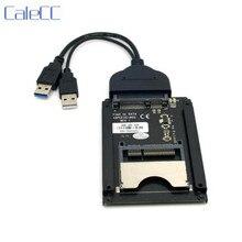 Jacksking USB Card Reader Silver CFast2.0 to USB3.0 Card Reader Aluminum Alloy Card Reader for Canon 1DX Mark II