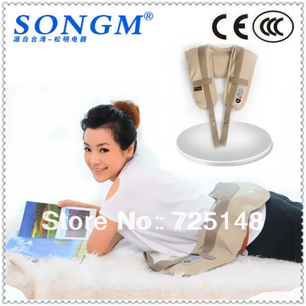 Xiamen home product import gmbh PU cover electric massage hammer
