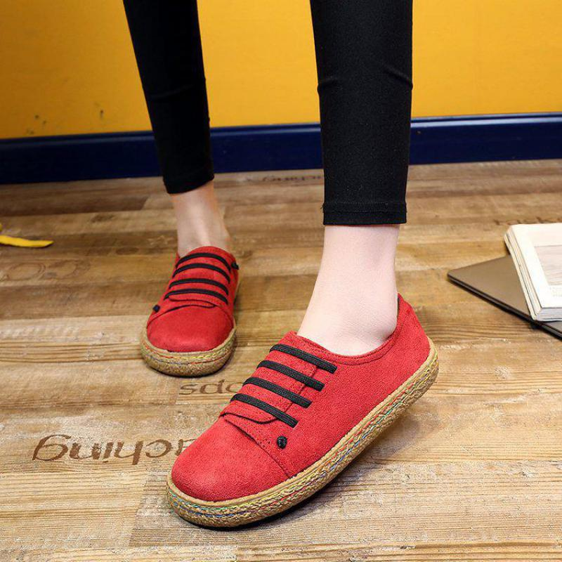 Shoes Woman 2018 Pu Leather Women's Flat Shoes Casual Loafers Slip On Women Shoes Flats Soft Moccasins Lady Driving Shoes cow leather women s loafers casual women flat shoes hollow out moccasin driving shoes indoor flat slip on slippers sdt02