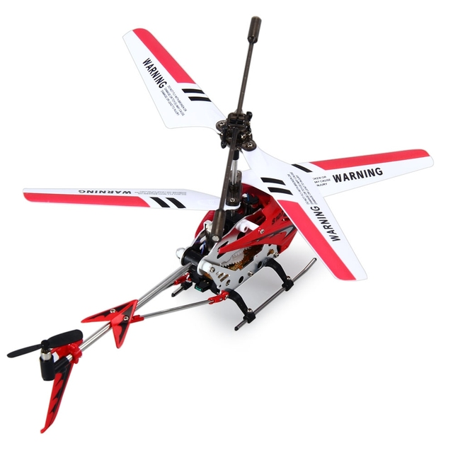 Syma S107G RC Helicopter 3CH Remote Control Helicopter Alloy Copter with Gyroscope Drone With LED & Flash Lights Kids Xmas Gifts
