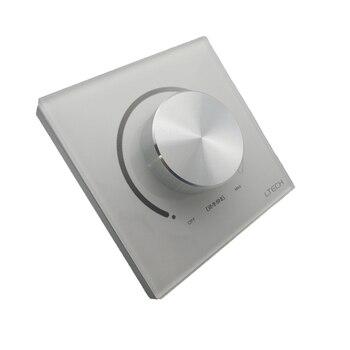 New LED Triac Dimmer 220V Dimming Controller Edge Knob High Voltage Light Lamp E6-TD1