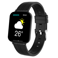 B57 Smart Wristband Bluetooth Heart Rate Blood Pressure Fitness Tracker Watch Men Women Sport Smart Watch For Android IOS Phone