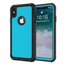 For iPhone Xs Max Case life water Shock Dirt Snow Proof Protection for iPhone 6.5 inch With Touch ID Cover for iphone xs max ip68 waterproof case water shock dirt snow proof protection for iphone xs with touch id case cover