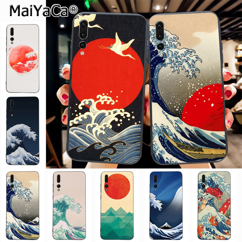 Maiyaca Dagger Knife Hot Selling Fashion Phone Case Cover For Huawei P20 P20 Pro Mate10 P10 Plus Honor9 Cass Cellphones & Telecommunications Half-wrapped Case