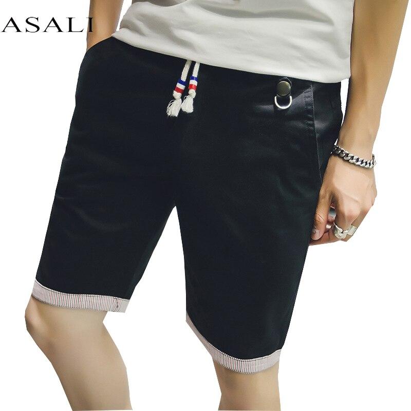Popular Linen Shorts Men Elastic-Buy Cheap Linen Shorts Men ...