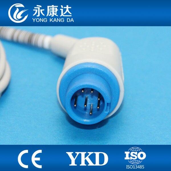 Sensor de Clipe de Spo2 Adulto Mindray 9800/imac 12 Dedo