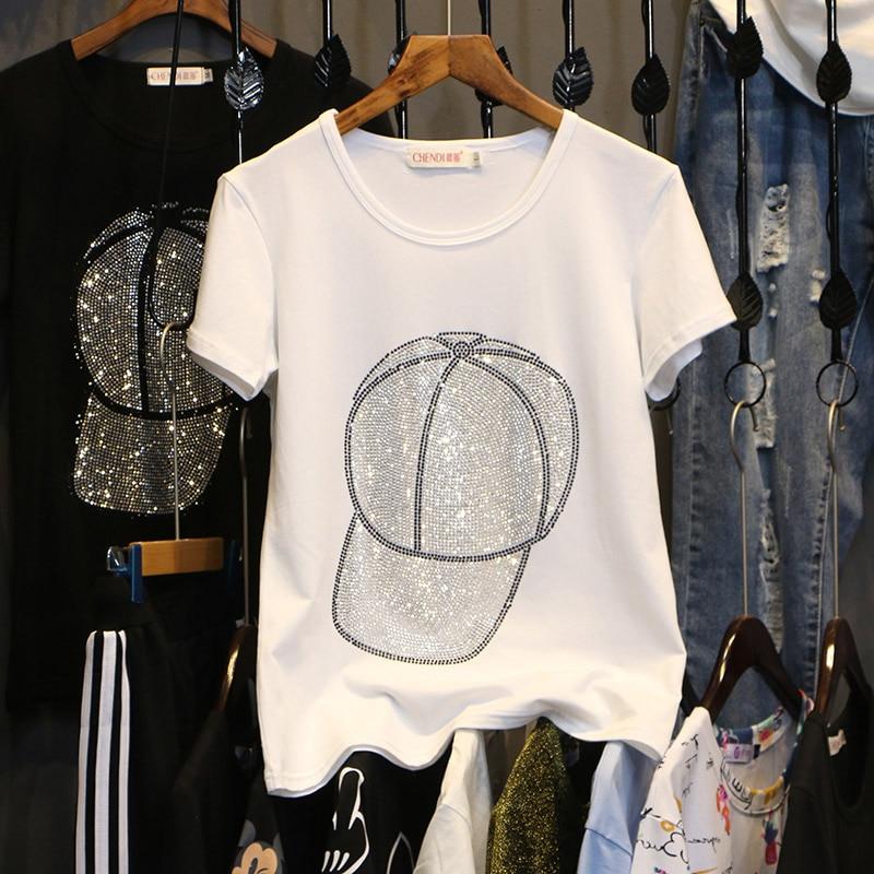 100% Wahr Hiawatha Heißer Bohren T Shirt Kurzarm Baumwolle Sommer T-shirts Frauen Oansatz Casual Tops Tees Tx002 Dauerhaft Im Einsatz