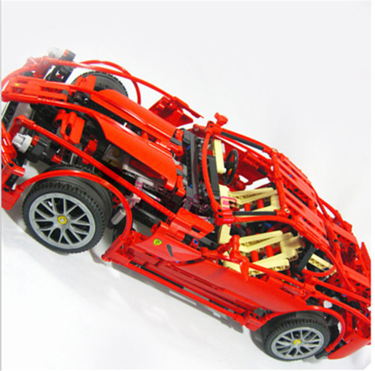 ФОТО Without Original Box DCOL 3333 1322pcs Large 1:10 F1 racing model block bricks building blocks sets educational kids toys