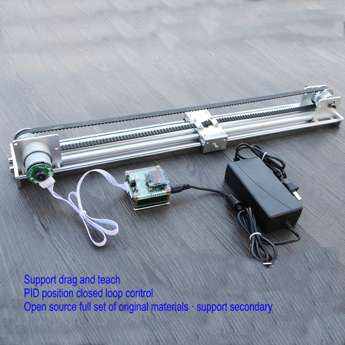 Linear Slides Optical Axis Guide Sliders Synchronous Belts Linear Motors Drag Teach PID Open Source|Air Conditioner Parts| |  - title=