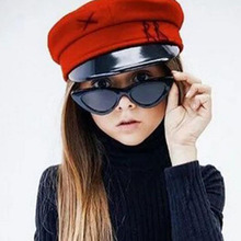 Cat Eye Kids Sunglasses Fashion Brand Child Sun Glasses Anti-uv Baby Sun-shading Girl Boy Sunglass oculos de sol
