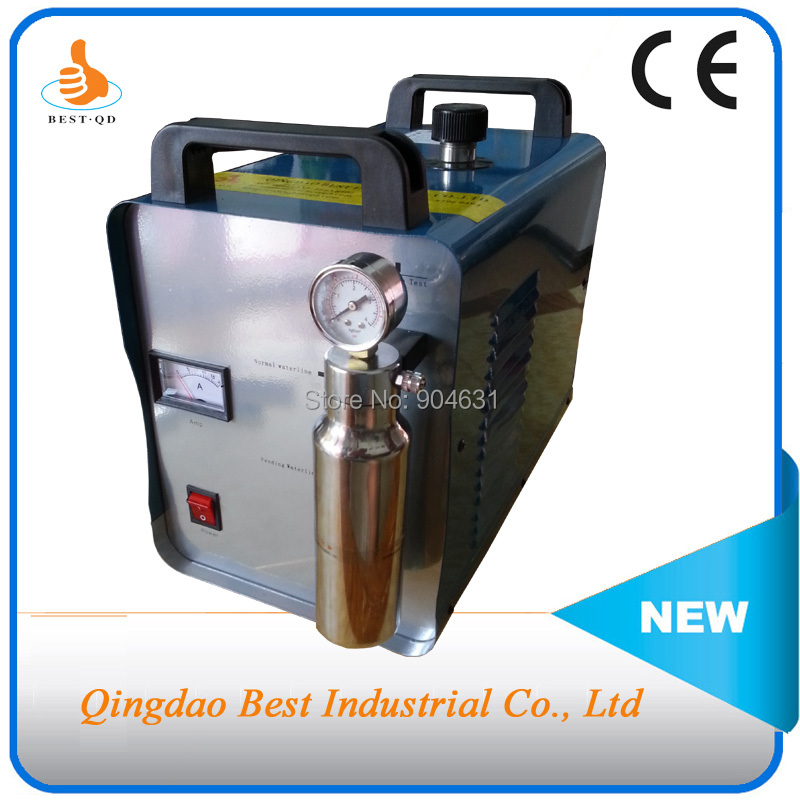 2018 Hot Sale Free Shipment Hho Welder Hho Generator Machine Bt-600dfp 600w Supporting 2 Flame Torches Meantime At Low Price Spot Welders Welding Equipment