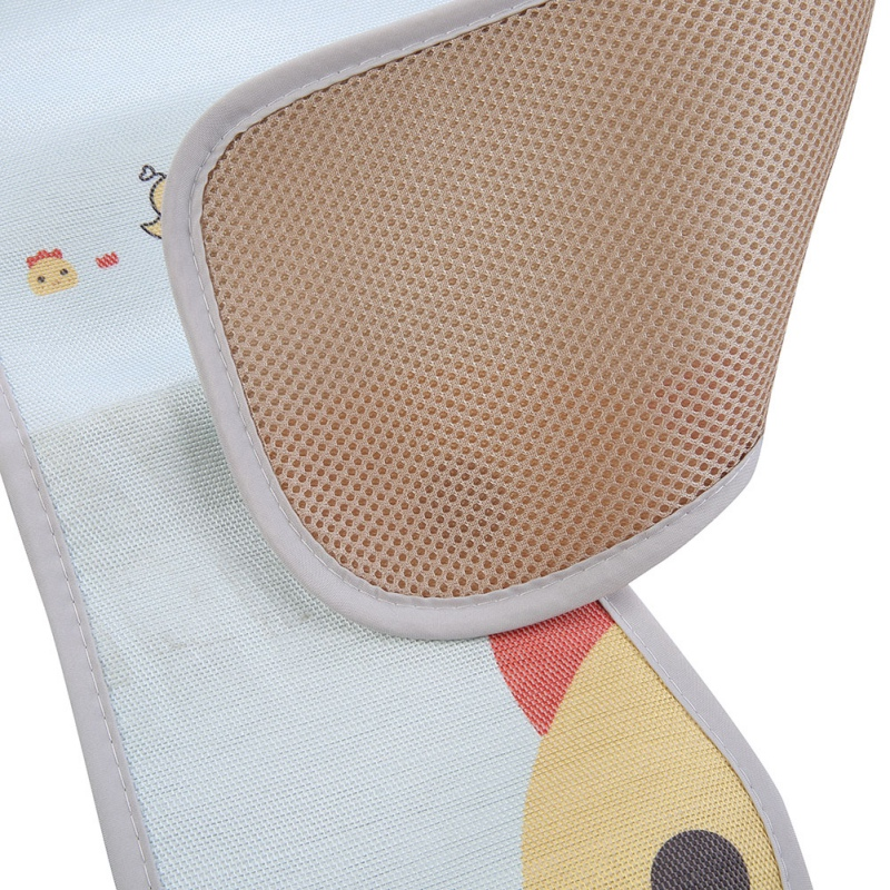 Newborn Baby Stroller Mat Summer Cool Infant Rattan Seats for Prams Push chairs Child Kids Folding Breathable Cushion Pad