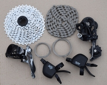Microshift xcd kit mountain bike derailleur 10speed transmission MTB derailleur variator