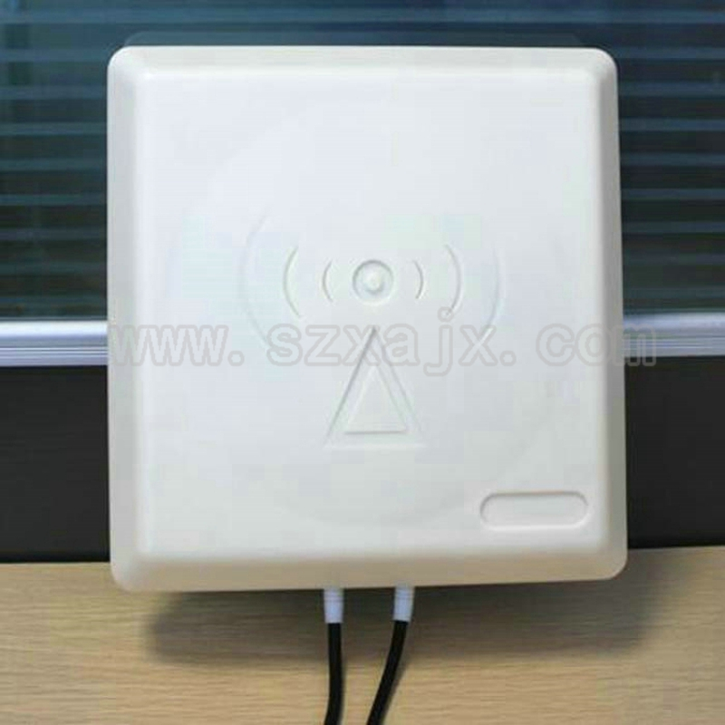 JX antenna outdoor LTE 4G panel antenna 1800 2600mhz  booster antenna 2X5m cable SMA+2xCRC9+2xTS9 connector free shipping-in Antennas for Communications from Cellphones & Telecommunications