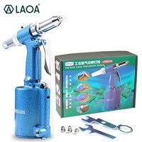 LAOA Industrial Grade Pneumatic Rivet Gun Air Rivet Gun Hand Riveter Riveting Gun
