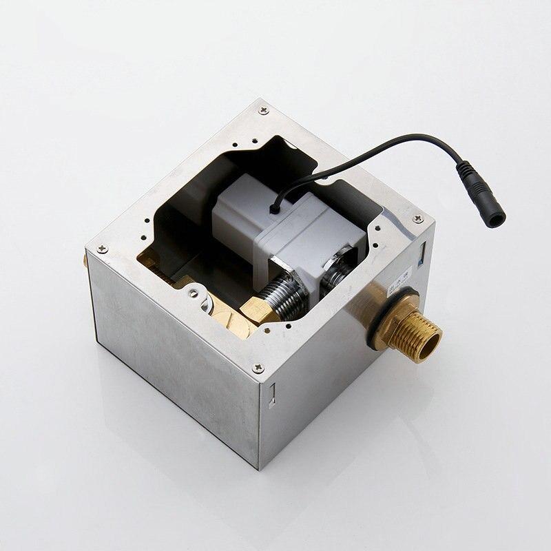 Е-пак best Сенсор писсуар Ванная комната аксессуары Туалет Автоматический сливной клапан Сенсор писсуар настенный сенсорный кран PJ002 писсуар