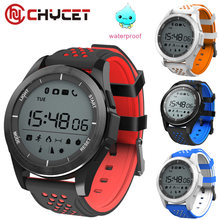 Chycet F3 Bluetooth Smart Watch Bracelet IP68 waterproof SMS reminder Smartwatch Fitness Sports Tracker Wearable Sport watch