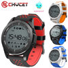 Chycet F3 Smart Watch Bracelet IP68 Waterproof Smartwatches Outdoor Mode Fitness Sports Tracker Reminder Wearable Devices
