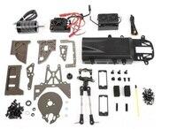 E Baja Conversion Kit (1/5 газе Baja для электрических щеток Двигатель Baja) для HPI km Rovan 5B 5 т SC RC части автомобиля
