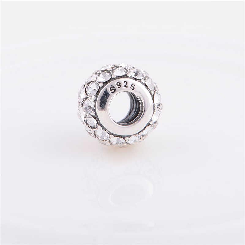 Женское серебро 925 пробы с австрийскими кристаллами, оптовая продажа, ювелирные изделия GW