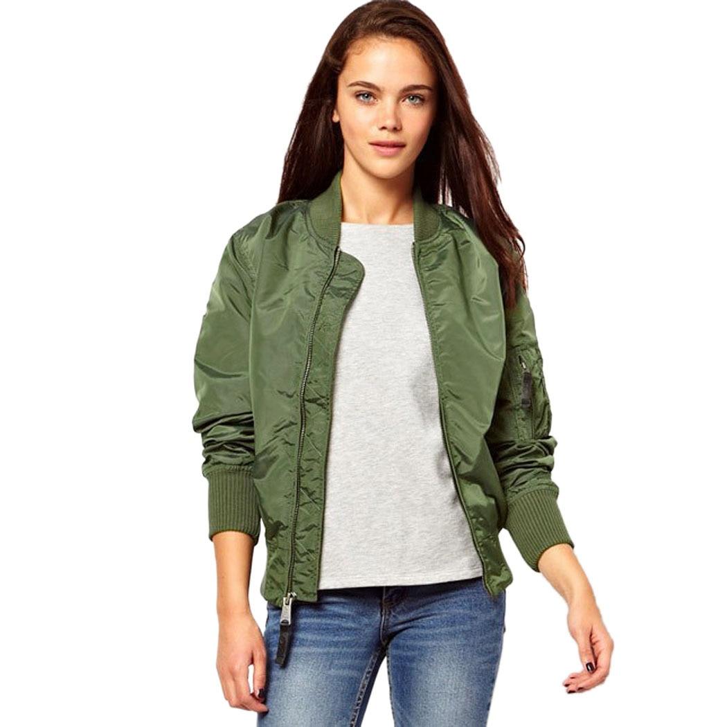 Popular Green Jacket Women-Buy Cheap Green Jacket Women lots from ...