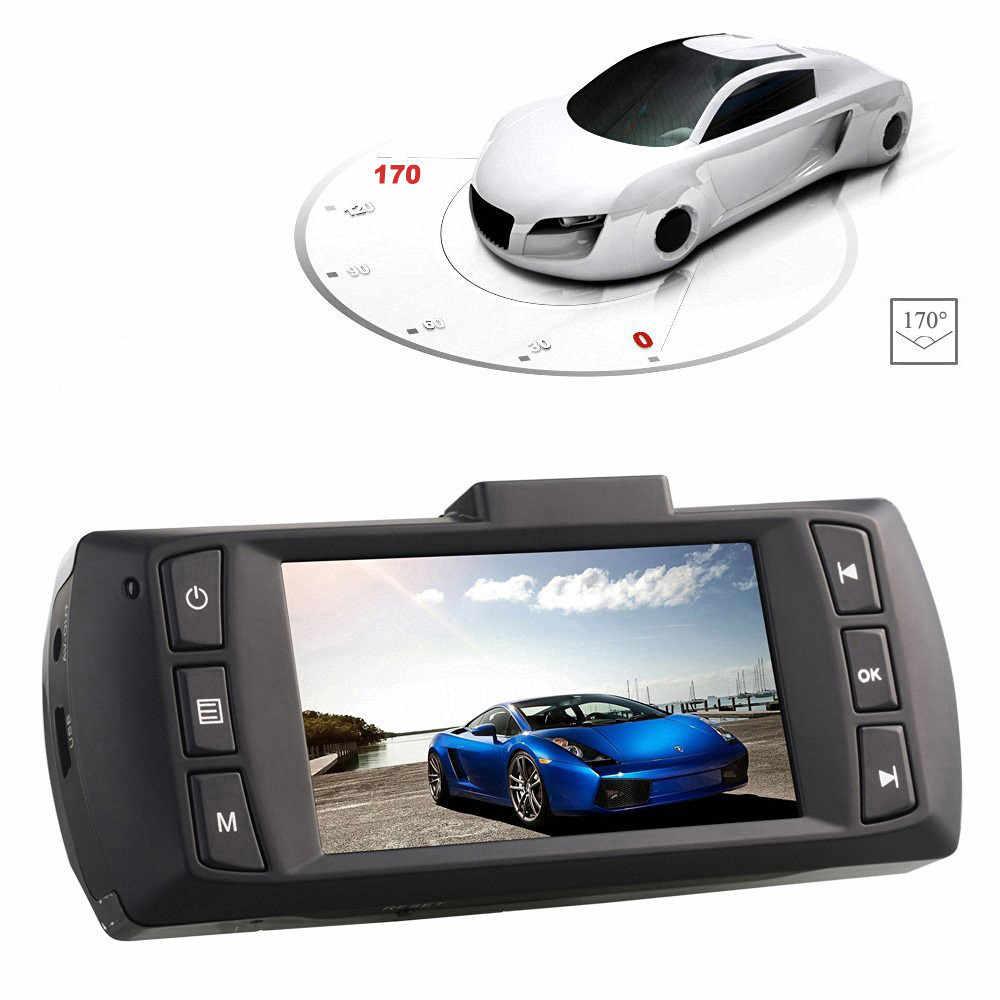 """Podofo Автомобильный видеорегистратор Novatek 96650 AT550 FHD 1080P 2,7 """"ЖК-камера для автомобиля видеорегистратор ночного видения регистратор автомобильные чехлы видеорегистраторы"""