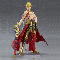 HKXZM Anime Figure 15CM Fate Stay Night Archer Gilgamesh 1/8 Scale #300 PVC Action Figure Model Collectible Toys Gift