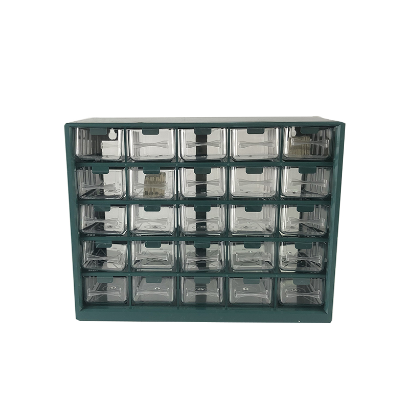 Us 9 99 50 Off New Toolbox Wall Mounted Box Tool Parts Garage Unit Shelving Organiser Drawer Type Plastic Box Screw Parts Classification Box In Tool