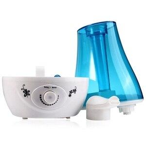 Image 5 - 3l umidificador de ar ultra sônico aroma óleo essencial difusores óleos aromaterapia para escritório família purificador de ar névoa criador fogger