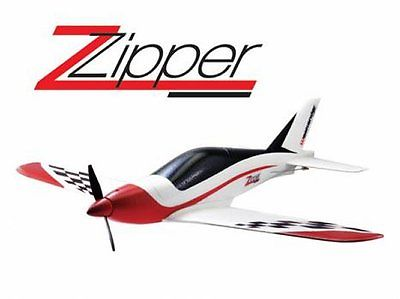 Hitec Weekender Zipper Mini EPO Plane Radio Control Electric Powered Airframe RR PNP