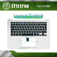 A1466 Topcase Turkish With Keyboard Layout Backlit Backlight 2013 2014 2015 2017 Year For Macbook Air Housing EMC 2632 2925
