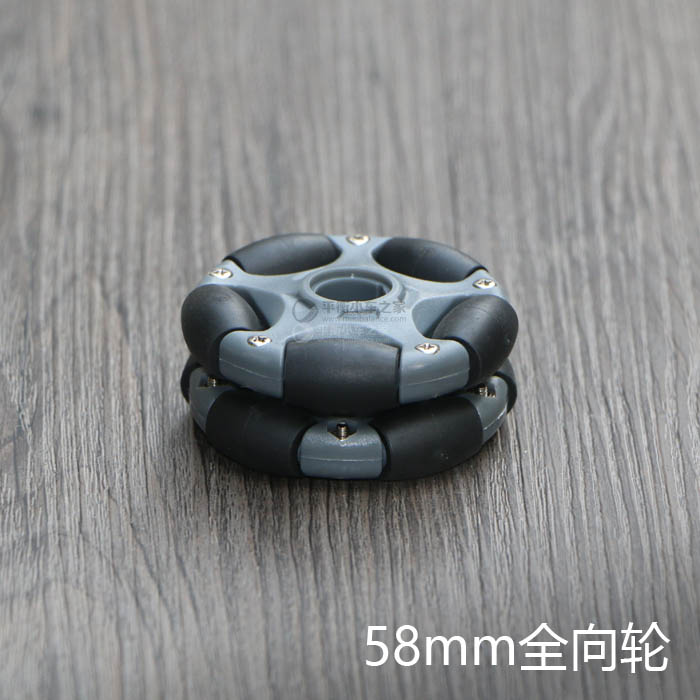 58mm Omni Wheel Omni-directional Mobile Robot Wheel Skate Wheels цена