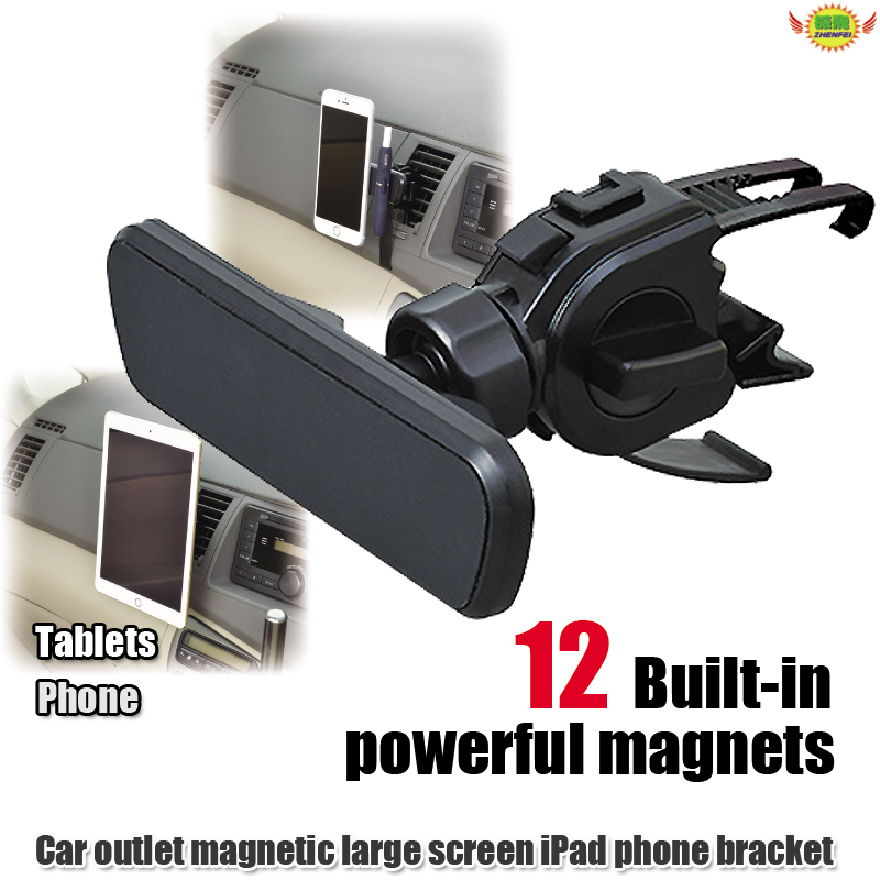 Car accessories outlet Adjustable tablet pad iPad bracket phone PC Mounting holder car-styling