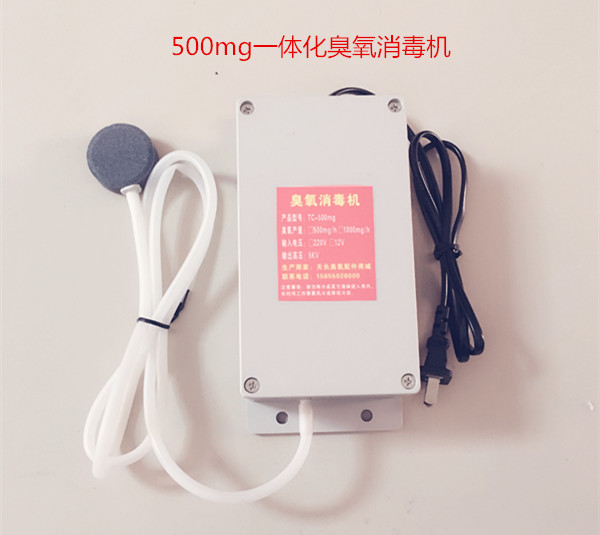 500mg ozone generator (220V) ozone disinfection of ozone disinfection machine ozone lepton