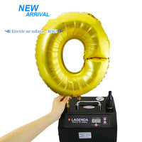 NEW Helium inflator Electric Helium Balloon inflator Filler air pump B363 helium connection tube with helium valve
