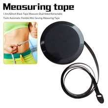 ABS Flexible Body Measuring Ruler Sewing Tailor Tape Measure Soft 1.5M Sewing Ruler Meter Sewing Measuring Tape