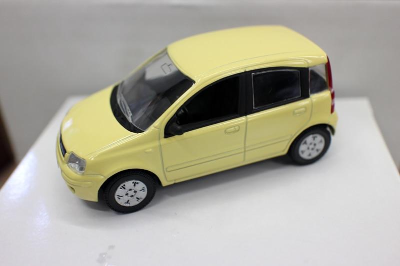 Generation Modell ab 2005 1//43 Bburago Modell .. Fiat Grande Punto Abarth Rot 3